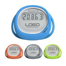 Step Pedometer Walking Jogging Running Calorie Counter Measurements Shoes Clip