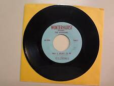 "AEROVONS:Was It Meant To Be-Be Bop A-Luna-U.S.7"" 65 WINTERHURST Presents 7S-1A/B"