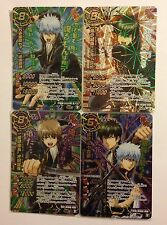 Gintama Miracle Battle Carddass God Omega Set GT01 4/4
