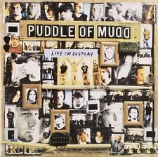 Puddle of Mudd Life on display (2003) [CD]