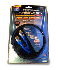 Monster Cable Ultra High Speed 950 HDMI Cable for HDTV - 4 Meter (13.12 Ft)