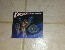 Kapluckus Endless Space CD (Gregory Brother) New sealed rare