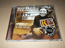 MURRAY PERAHIA/BACH/PIANO CONCERTOS NO.1, 2 & 4/CD SONY