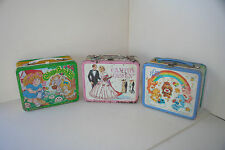 Bundle #6 - vintage metal lunchboxes (REDUCED)