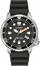 Citizen Eco Drive ISO-certified Promaster Professional Diver Watch BN0150-28E
