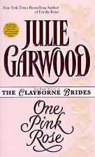 One Pink Rose (The Clayborne Brides , No 1)-ExLibrary