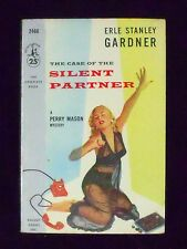Pocket Book 2468 THE CASE OF THE SILENT PARTNER