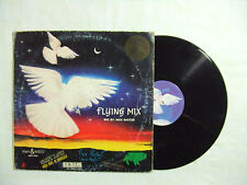 Flying Mix -Disco Vinile 33 Giri LP Album Compilation Mixed Stampa ITALIA 1982