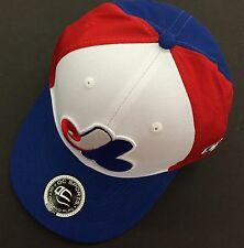 MONTREAL EXPOS ~ Official MLB Adjustable Adult Baseball Cap Hat ~ New!