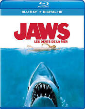 Jaws (Blu-ray Disc, 2014, Canadian)
