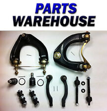 10 Piece Front Suspension Kit For 1988-1991 Honda Civic/Crx Lifetime Warranty