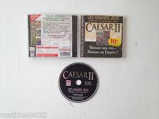 Caesar 2 II simulation/gestion 1995 PC FR