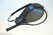 vintage WILSON STING TOUR LITE Steffi Graf Tennis RACKET racquet with cover