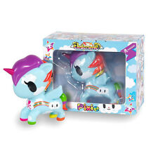 "Tokidoki Unicorno Pixie Vinyl Figure NEW Toys Unicorn 5"" Tall Cute Collectibles"