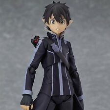 Anime Sword Art Online II Kirito ALO Ver. PVC Figure Figma 289 No Retail Box