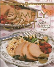 Simply the Best : 250 Prize-Winning Family Recipes by Inc. Staff Weight...