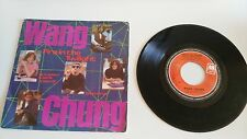 "WANG CHUNG BREAKFAST CLUB SOUNDTRACK SINGLE 7"" VINYL SPANISH EDITION MEGA RARE"