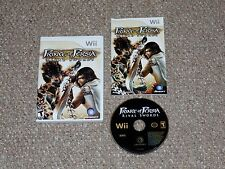Prince of Persia: Rival Swords Nintendo Wii Complete