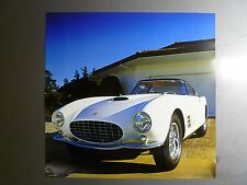 1955 Ferrari 375 MM Sport Speciale Coupe Print, Picture, Poster RARE!! Awesome