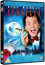 SCROOGED - DVD - REGION 2 UK