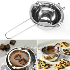304 Stainless Steel Chocolate Butter Milk Melting Pot Pan Kitchen Cookware Tool