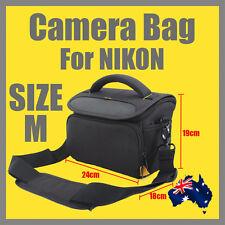 High Quality DSLR Camera Bag for Nikon D7000 D800 D3100 D5000 D90 D60 Medium