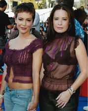 CHARMED  Photo couleur 20 X 25 CM    Alyssa MILANO Holly Marie COMBS