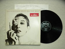 """LP SERGE GAINSBOURG """"Love on the beat"""" PHILIPS 822 849-1 FRANCE §"""