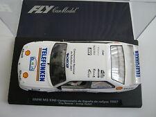 FLY   BMW M3   Rally Campeonato   ZEER ZELDZAAM     ====  NIEUW IN BOX ====