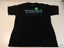 Tron Evolution The Video Game Glow In The Dark New T-Shirt - Large L Size