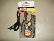 New ONE The Simpsons Bart Phone Bag/Pouch & Lanyard