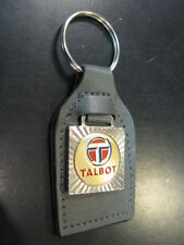 Key ring / sleutelhanger Talbot (leather)