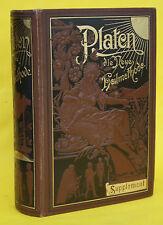 SUPPLEMENT ZU PLATEN,DIE NEUE HEILMETHODE,CHROMOS,MODELLE,1898