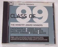 Ministry Presents - Class of 99 - The Ministry Award Winners CD