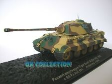 1:72 Carro/Panzer/Tanks/Military VI TIGER II AUSF SD. KFZ.182 Ardennes 1944 (01)