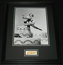 Eleanor Powell Signed Framed 11x14 Photo Display