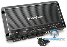 ROCKFORD FOSGATE R600X5 AMP 5CH 1200W MAX COMPONENT SPEAKERS SUBWOOFER AMPLIFIER