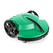 ROBOT AUTOMATIC LAWN MOWER LONG LIFE 3H BATTERY 1500M² RANGE RAIN SENSOR GREEN
