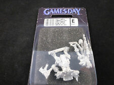Gamesday 2002 GD02 Limited Edition Metal Champion of Chaos Sealed Blister Pack