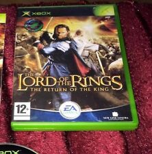 Lord Of The Rings Return Of The King Xbox Original