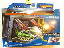 HOT WHEELS 2005 GARAGE TALLER MECANICO X - PANDABLES