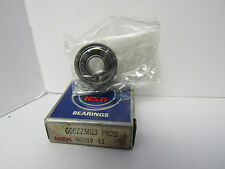 NSK 608ZZMC3 PS2S BEARING