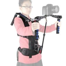 DSLR Rig Support Rod+Load Vest Fit Shoulder Mount Stabilizer Kit for Canon S4L7
