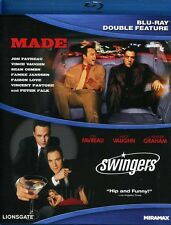 [BLU-RAY/A NEW] SWINGERS/MADE [2 DISCS]