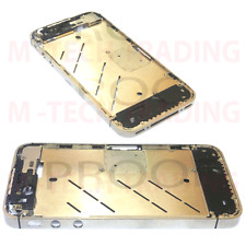 !! ORIGINAL IPHONE 4S INNER MIDDLE BEZEL FRAME SILVER HOUSING CHASSIS PLATE