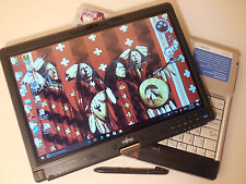 Fujitsu Lifebook T901 Touchscreen Laptop Tablet 2 in 1: Dell HP Surface Pro