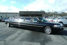 Lincoln: Town Car Limo 140""