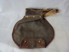 Post WWII Yugoslavian Military Army MG53 Spent Cartridge Shell Case Catcher Bag