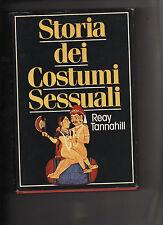 STORIA DEI COSTUMI SESSUALI  REAY TANNAHILL