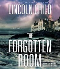 The Forgotten Room by Lincoln Child Audio Book 8 CD's Unabridged)